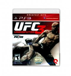 UFC 3: Undisputed Уценка