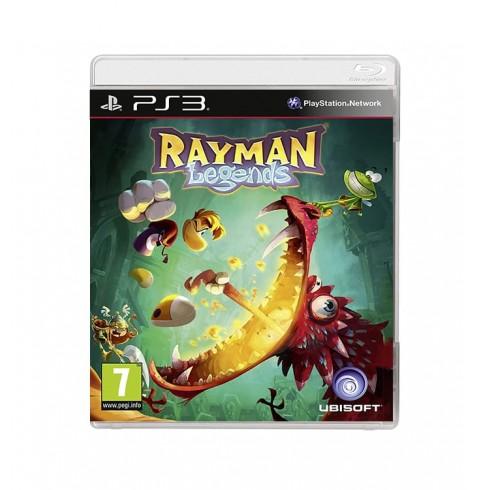 Rayman Legends RU