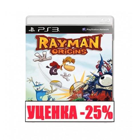 Rayman Origins RU Уценка