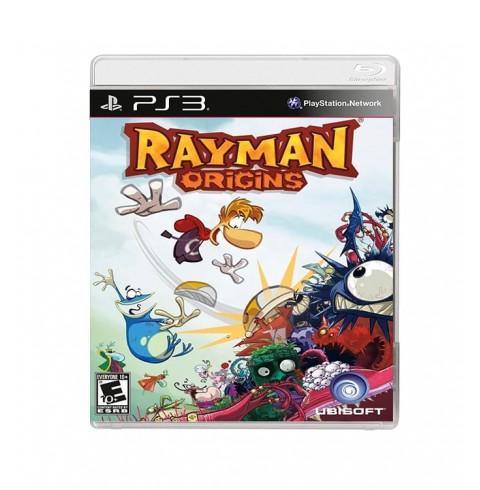 Rayman Origins RU