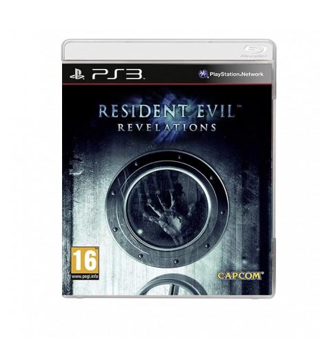 Resident Evil: Revelations RU