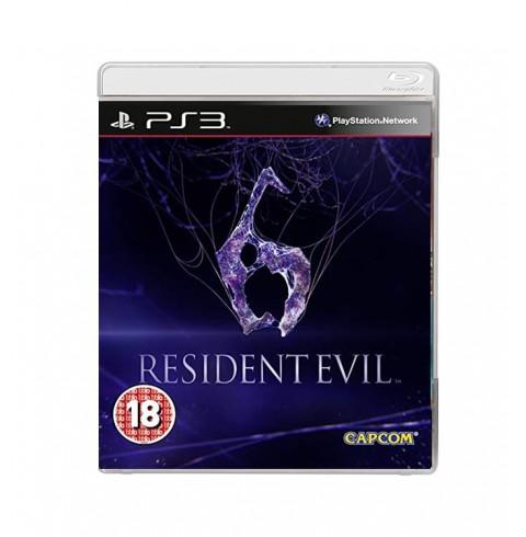 Resident Evil 6 RU