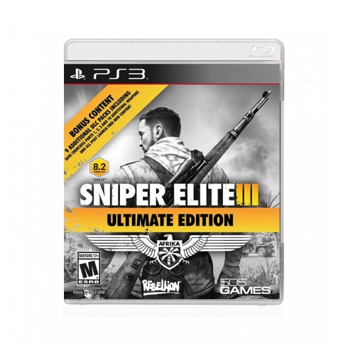 Sniper Elite 3: Ultimate Edition RU