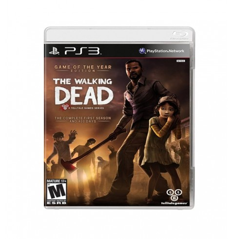 The Walking Dead: GOTY