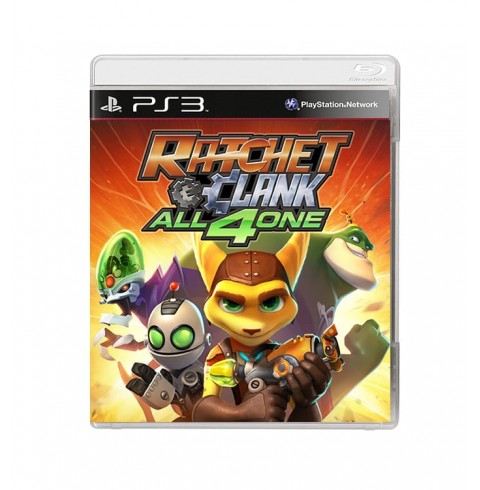 Ratchet & Clank: All 4 One RU