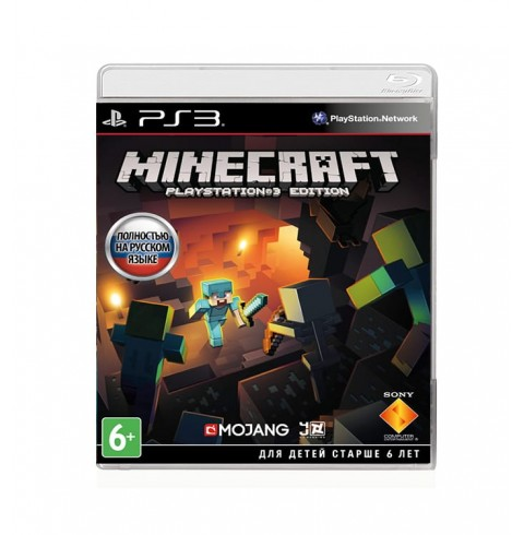 Minecraft: PlayStation 3 Edition RU