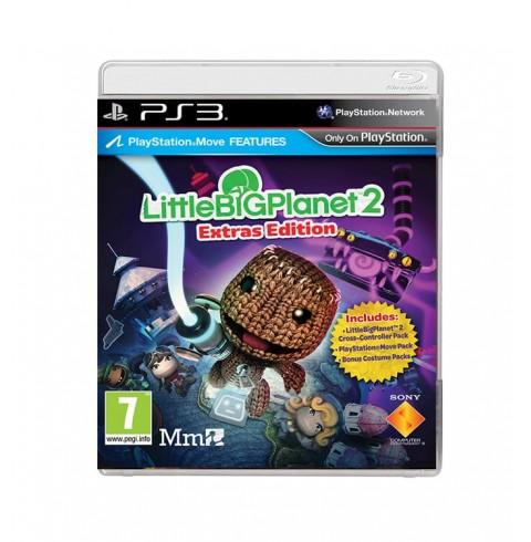 LittleBigPlanet 2: Extras Edition RU