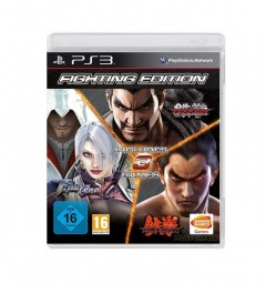 Fighting Edition (Tekken 6, Tekken Tag Tournament, SoulCalibur V) RU