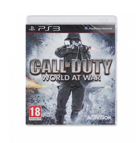 Call of duty: World at War PL