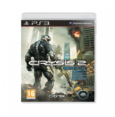 Crysis 2: Limited Edition Ru