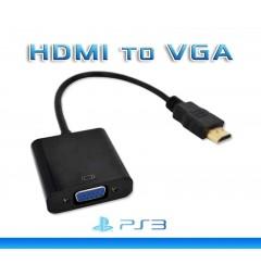 Переходник HDMI to VGA для PS3