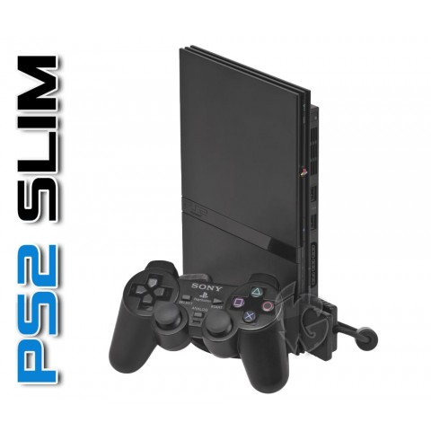 PlayStation 2 Slim Б/У
