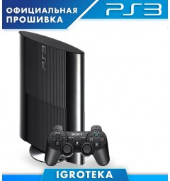 PS3 SUPER SLIM 12 GB