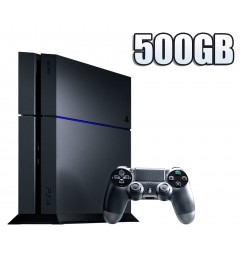 PlayStation 4 Fat 500 GB Б/У