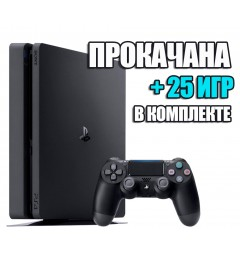 PlayStation 4 SLIM 1 TB + 25 игр #333