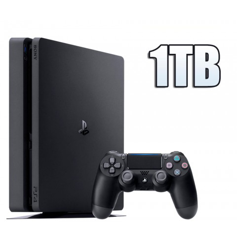 PlayStation 4 Slim 1TB  Б/У
