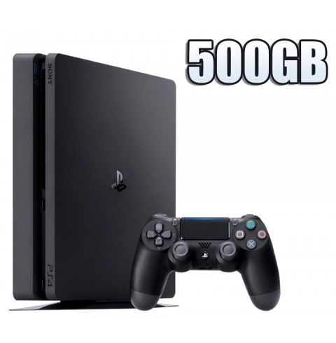 PlayStation 4 Slim 500 GB Б/У