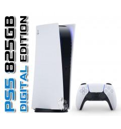Sony PlayStation 5 825GB White (Digital Edition)