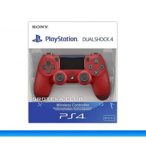 Sony DualShock 4 v2 (Magma Red)