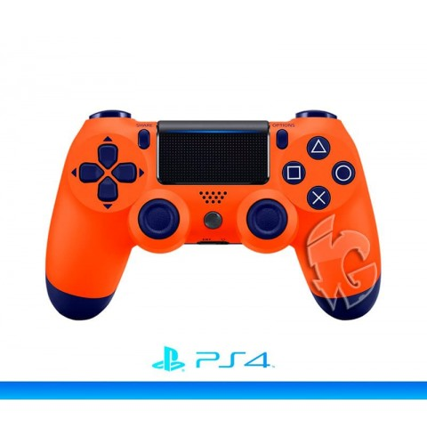 Sony DualShock 4 v2 (Sunset Orange)
