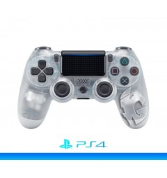 Sony DualShock 4 v2 (Transparent Clear)