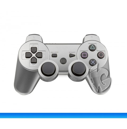 Беспроводной контроллер для PS3 (Steel)
