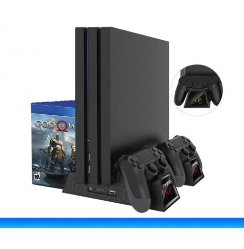 Охлаждающая подставка для PS4 PRO (DOBE)