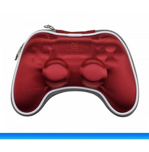 Защитный чехол для джойстика PS4 (Красный)