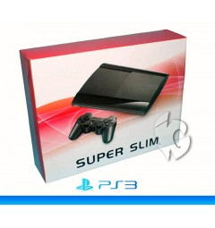 Корпус для PS3 Super Slim (4K)