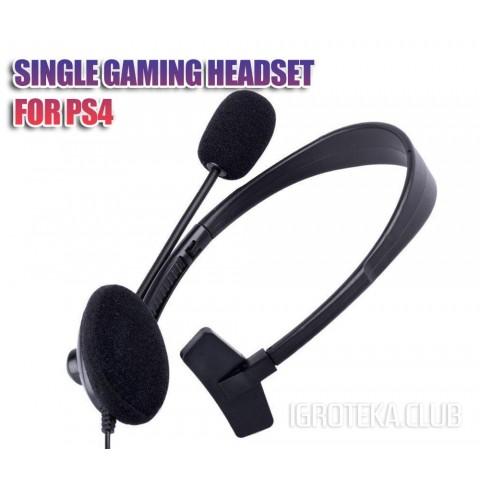 Гарнитура для PS4 Stylish Single + Volume Control