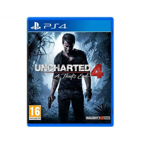 Uncharted 4: A Thief's End (Путь Вора) RU Б/У