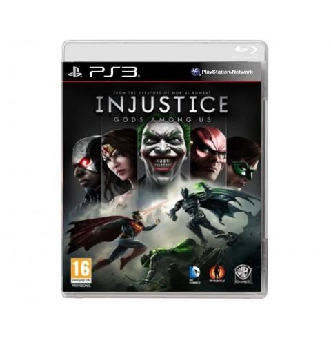 Injustice:Gods Among Us RUS Б/У