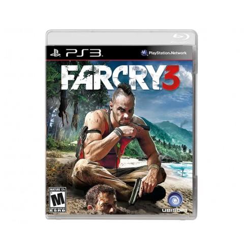 Far Cry 3 RUS Б/У НЕТ В НАЛИЧИИ