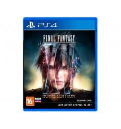 Final Fantasy XV Royal Edition RU Б/У