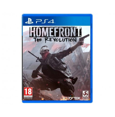 Homefront: The Revolution RUS