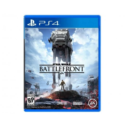 Star Wars Battlefront RUS Б/У