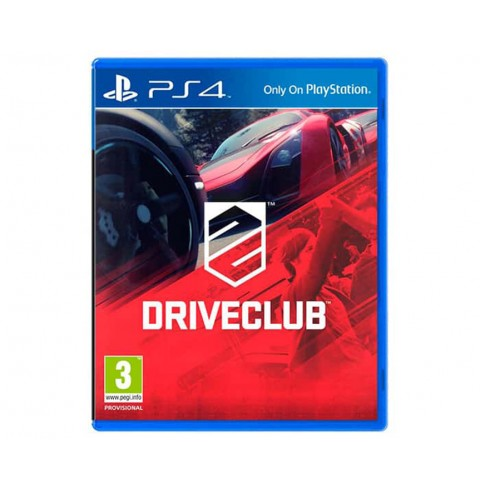 DriveClub Б/У