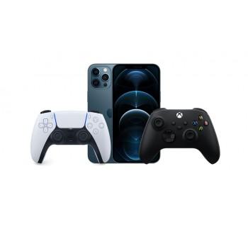 Соедините контроллер PlayStation с устройством Apple.