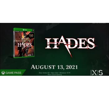 Hades выходит 13 августа на PS4 и PS5