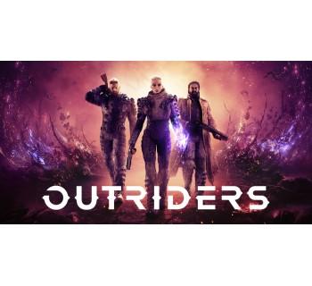 Outriders: поставить одиночную игру на паузу могут только владельцы видеокарт NVIDIA