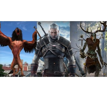 The Witcher: Объявлена дата выхода игры The Witcher: Monster Slayer.