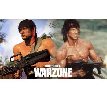 """Warzone воссоздала сцену из игры """"Рэмбо: Первая кровь 2"""" со удивительной точностью"""