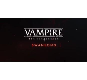 Вышел дебютный трейлер VAMPIRE: THE MASQUERADE