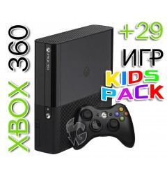 XBOX 360 E 250GB (Freeboot) + 29 Игр