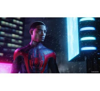 «Человека-паук: Майлз Моралес» будет работать с  режимом 4К и 60fps