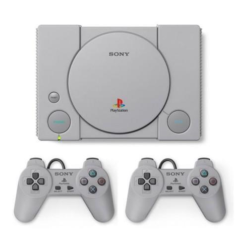 PlayStation Classic Прошитая + 100 игр