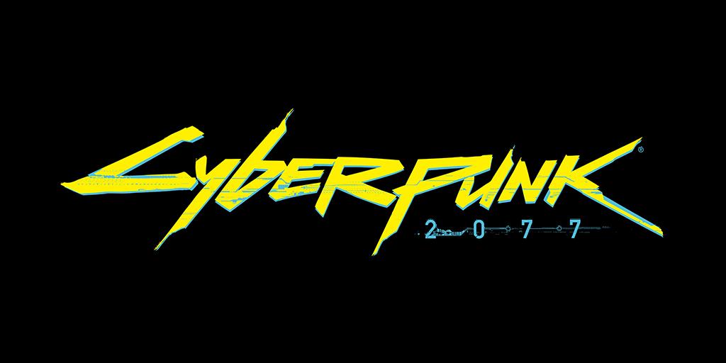 логотип игры Cyberpunk 2077