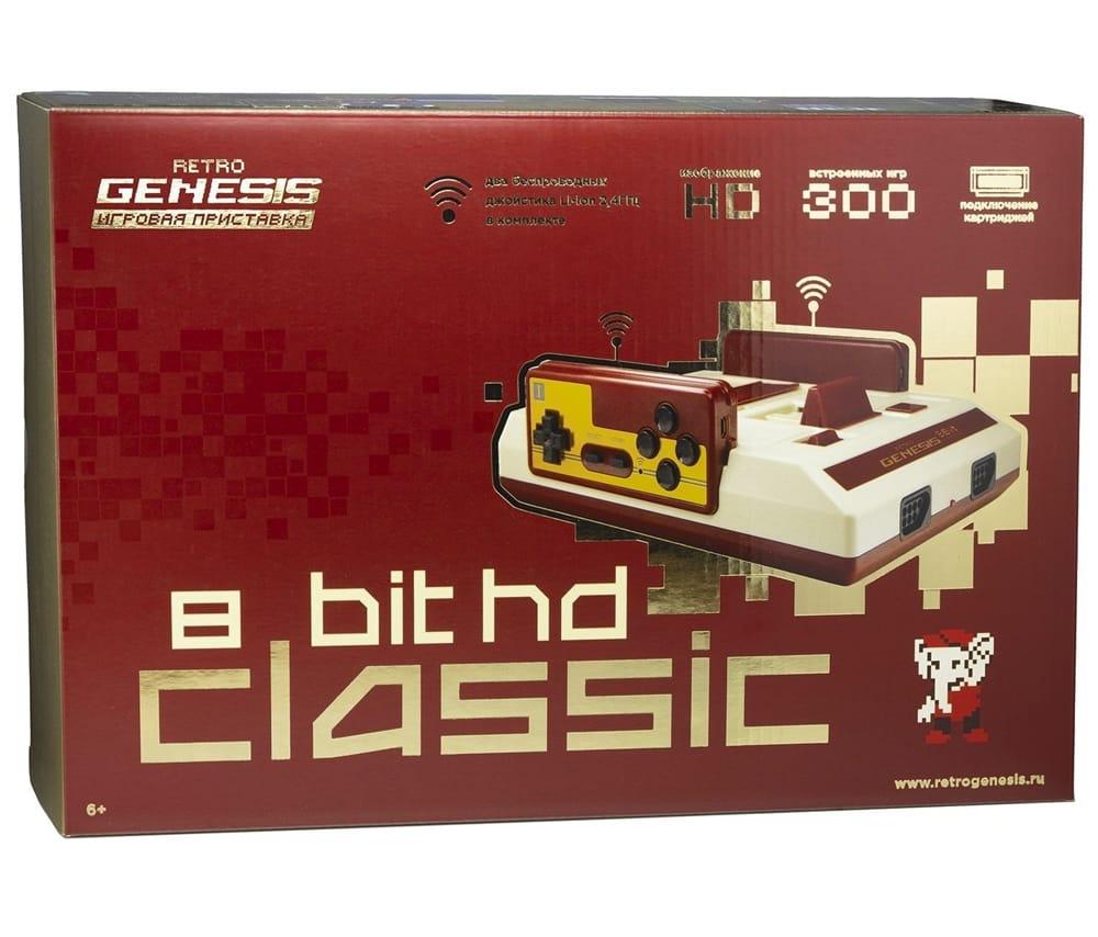 Игровая Консоль Retro Genesis 8bit HD Classic