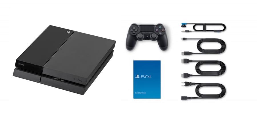 PS4 Fat с комплектом