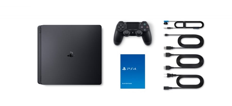 ps4 slim accessories